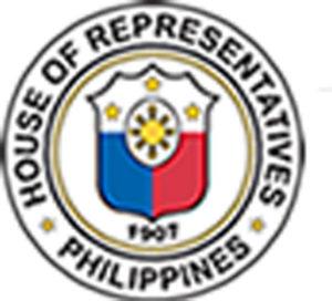 House of Representative logo.