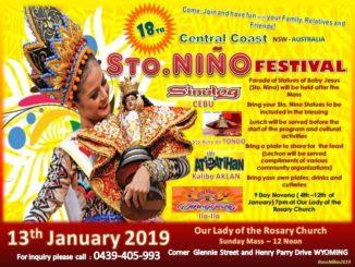 Sto Nino Festival